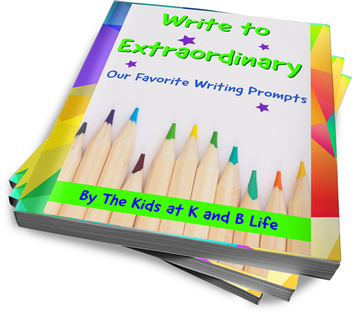 Write to Extraordinary Journal Prompts Cover