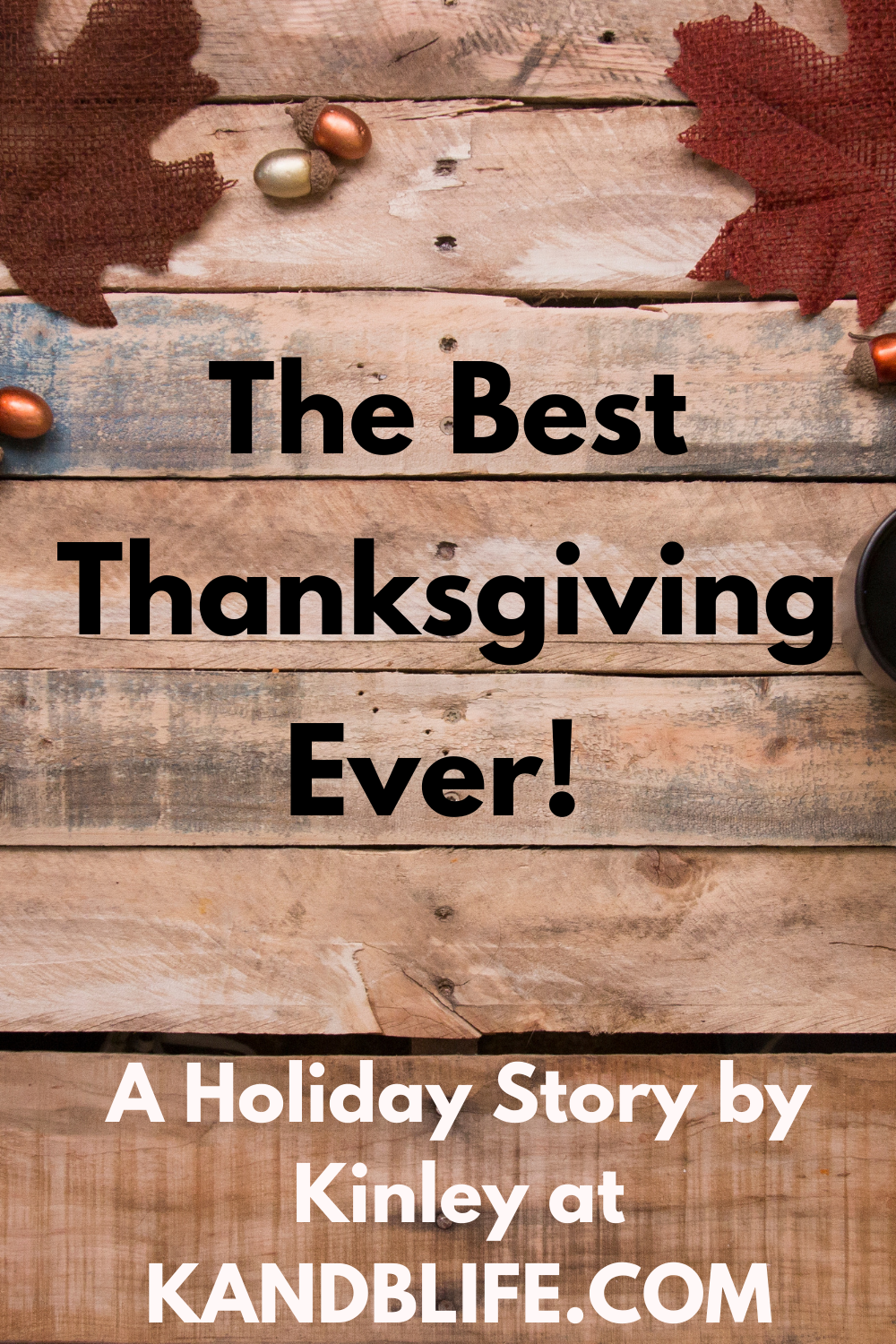 A Holiday Story called The Best Thanksgiving Ever!