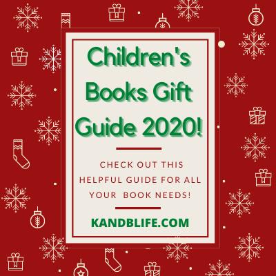 Children's Books Gift Guide 2020!