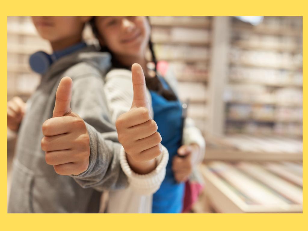 Happy Kids from the Spanish Gratitude Journal, Mis 10 Cositas.